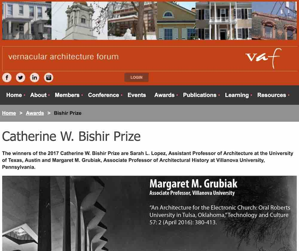 2018 VAF Bishir Prize Call for Submissions