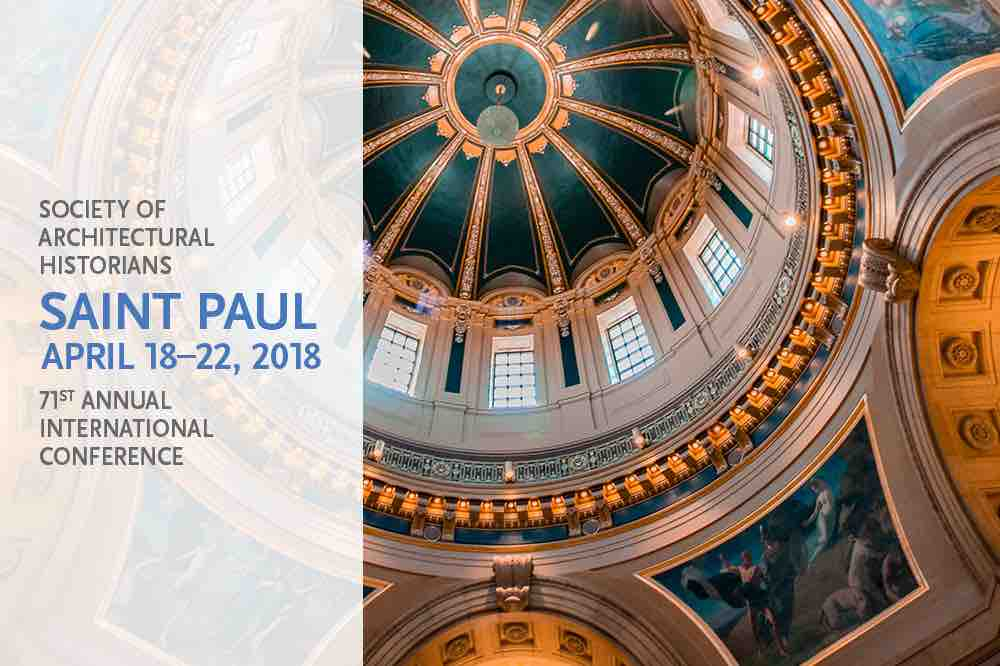 SAH 2018 Saint Paul Conference