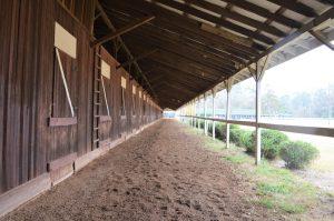 Ca. 1900 Whitney Barn in Aiken