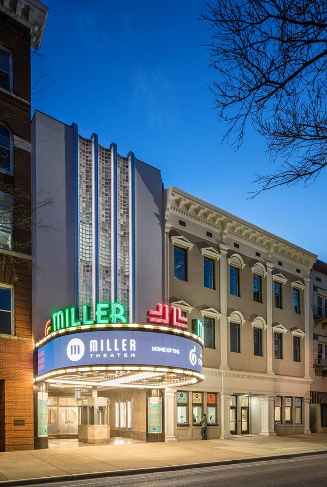 Miller Theater Rehabilitation