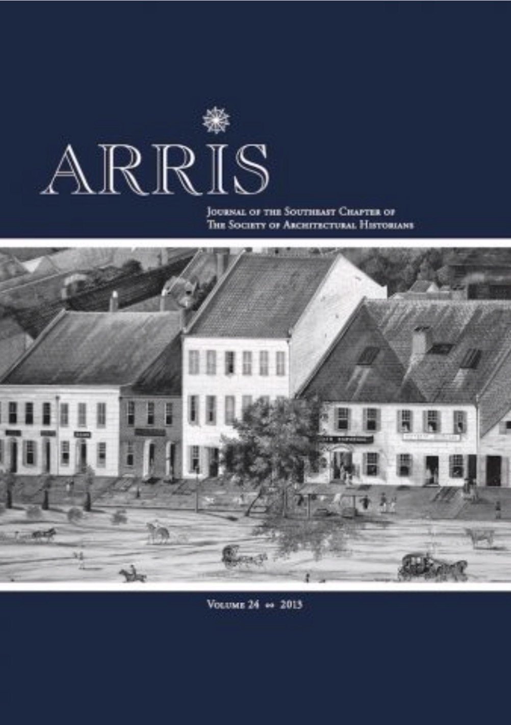 New Deadline: Seeking Nominations for Arris Editor